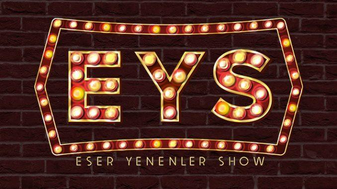 Eser Yenenler Show Seyirci Başvuru Formu