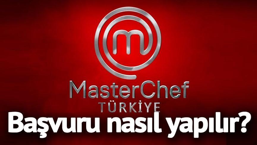 Master Chef Başvuru Formu