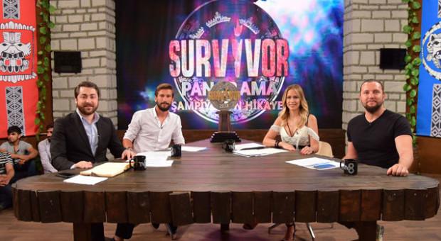 Survivor Panorama Seyirci Başvuru Formu