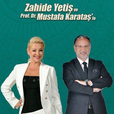 Zahide Yetiş ve Prof. Dr. Mustafa Karataş'la Başvuru Formu