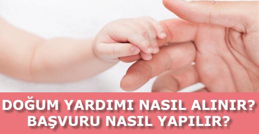 Doğum Yardımı Başvuru Formu
