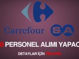 Carrefoursa İş Başvuru Formu