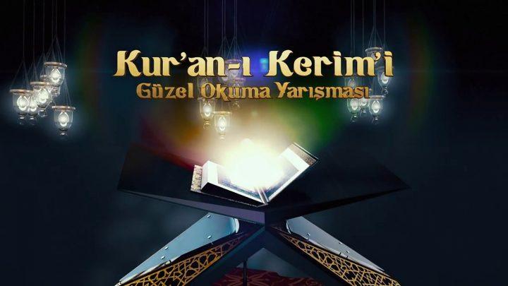 Kur'an-ı Kerim'i Güzel Okuma Yarışması Başvuru Formu