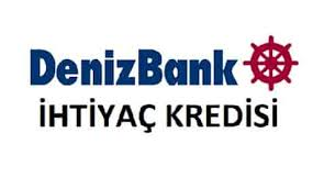 Denizbank Kredi Başvuru Formu